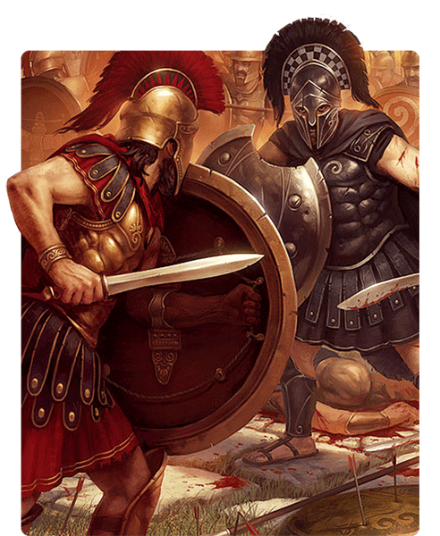 Sparta: War of Empires - Strategy War Game - Plarium
