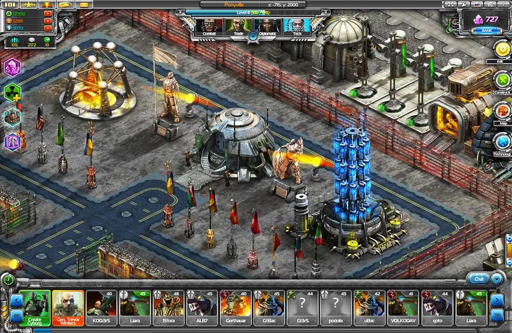 Mmo Games Online For Free Plarium Com Official Site