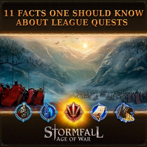 League Quests