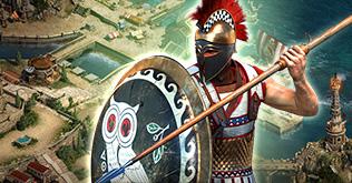 Personajes de juegos: el guerrero estándar