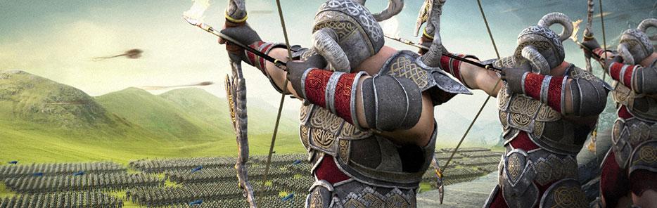 Plarium Vikings War of Clans играть