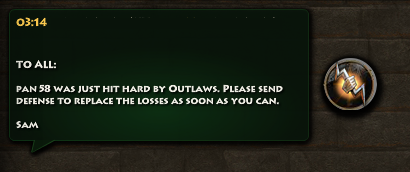 Outlaws Continue to Attack LS