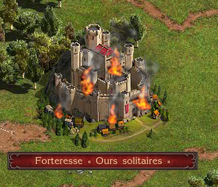 New Fortresses Burn Ours Solitaires