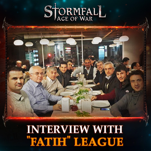 League Fatih 1453