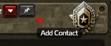 Adding Contacts in Soldiers Inc
