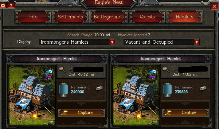 Ironmonger's Hamlets