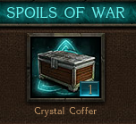 Crystal Coffer