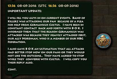 BoK Attacks Kracken