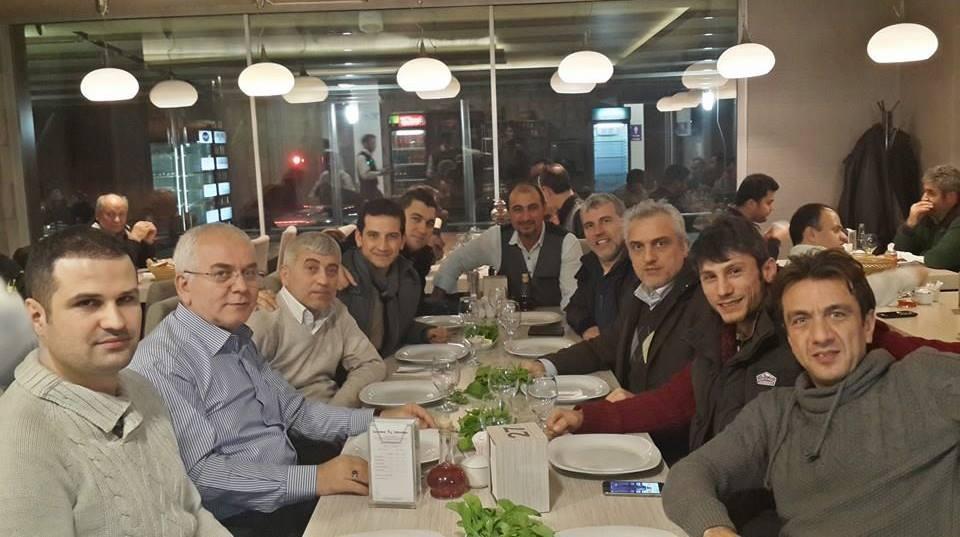 I membri di Fatih 1453 in Turchia