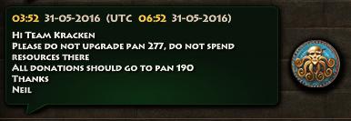 Kracken Upgrade Pan 190