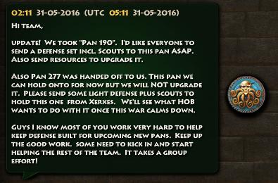 Kraken Take Pan 190