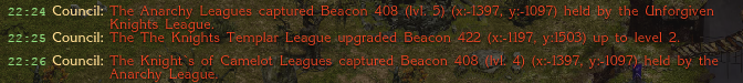 UK Loses Beacon 408