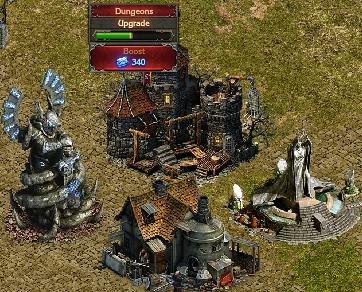 Upgrading Dungeons