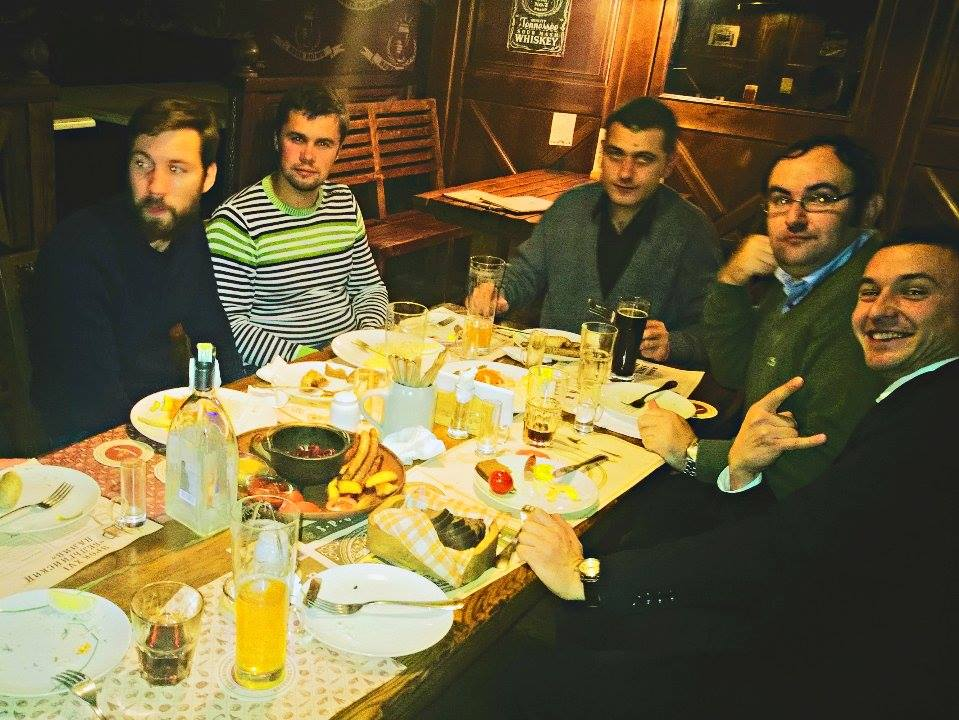 Ukranian Cats team gathering