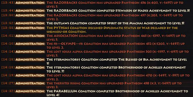 New Pantheons Hellas 3