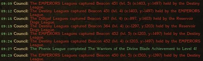Beacon Mass Chaos 3