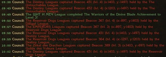 Beacon Mass chaos 4