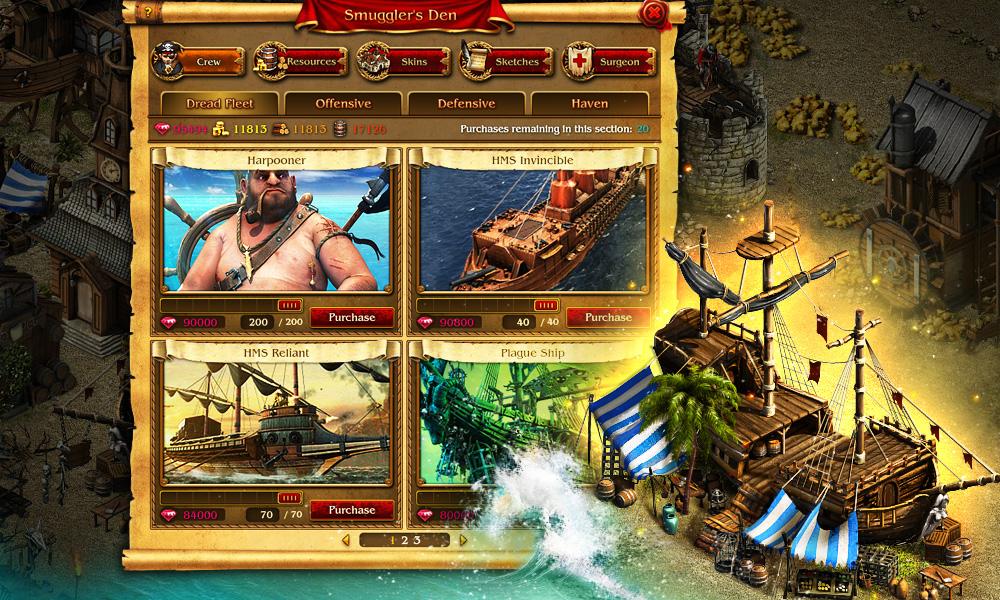 forum pirates tides of fortune