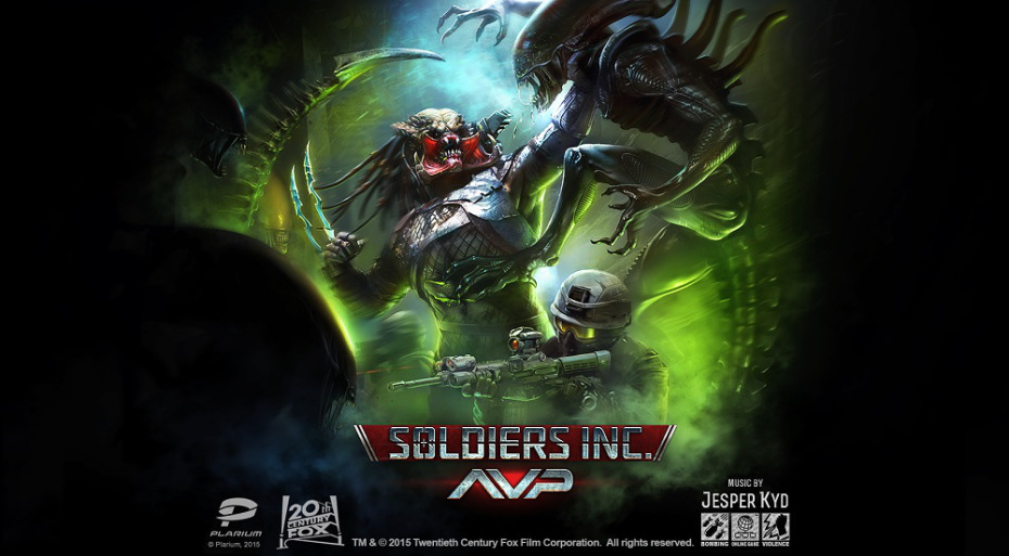 Alien Vs Predator Is Coming To Facebook Thanks To Plarium And Fox
