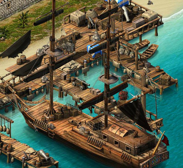 пират игра